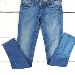 Bull Head Hermosa SuperSkinny 3 L Med Wash Jeans